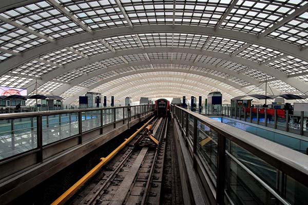 Subway engineering in Shhanghai,China