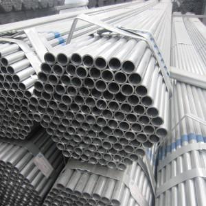 pre galvanized pipe